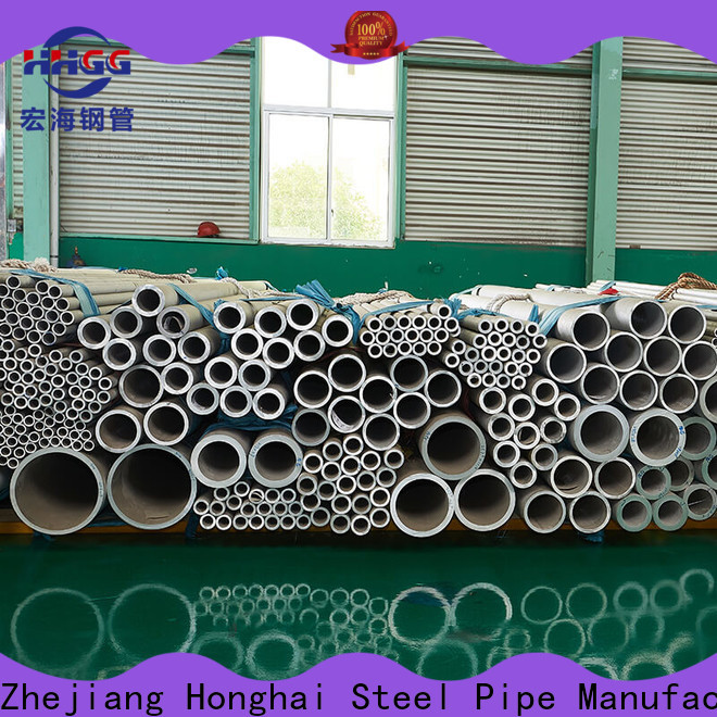 HHGG duplex stainless steel pipe supplier Supply for promotion