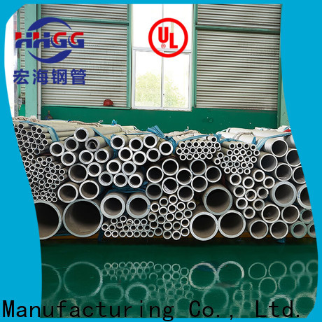 HHGG duplex stainless steel tube manufacturers on sale