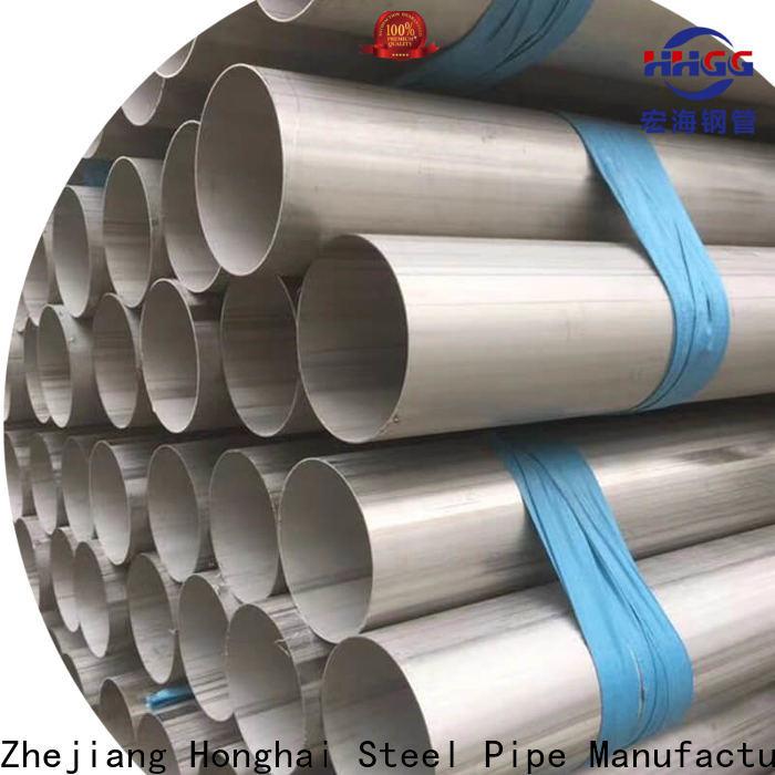 HHGG stainless steel welded pipe for business bulk buy