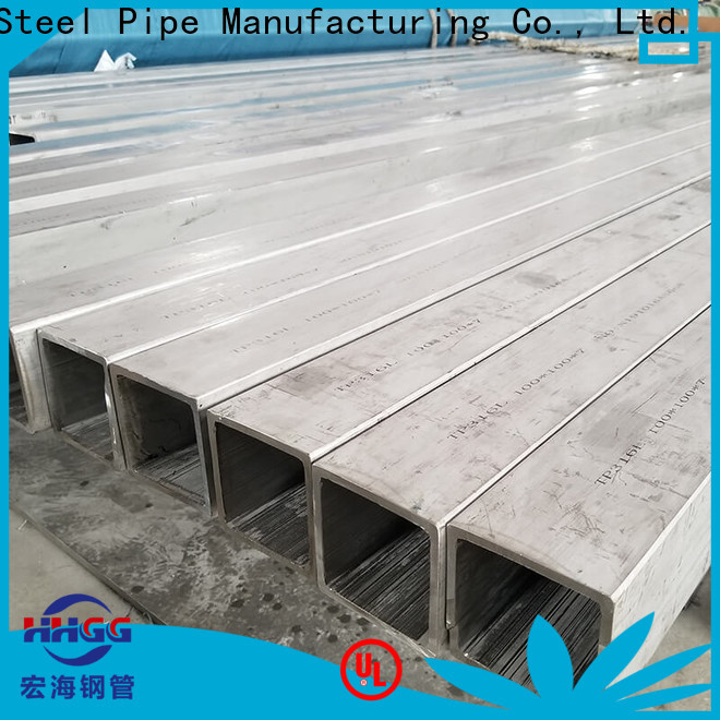 Top stainless square tube Supply bulk production