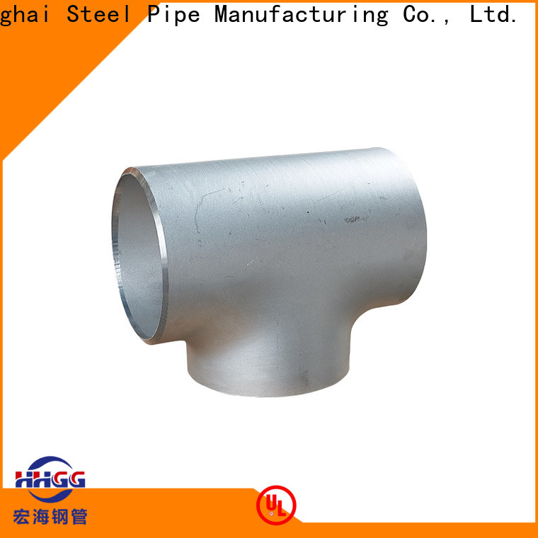 HHGG New weldable pipe fittings Supply bulk buy