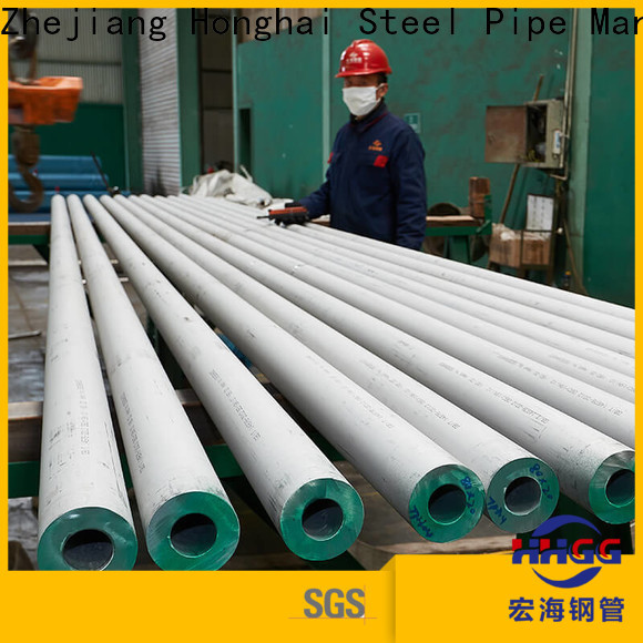 HHGG Wholesale stainless steel pipe tube manufacturers