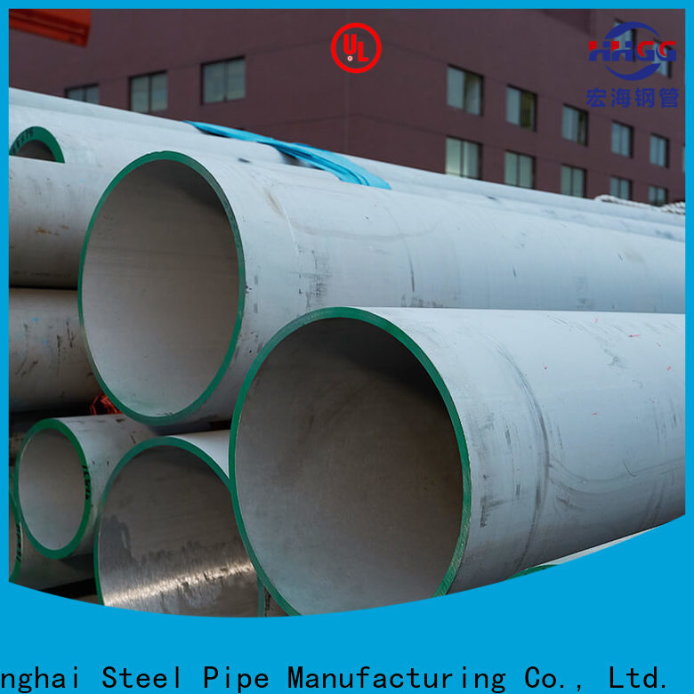 Latest seamless stainless steel pipe manufacturers for promotion