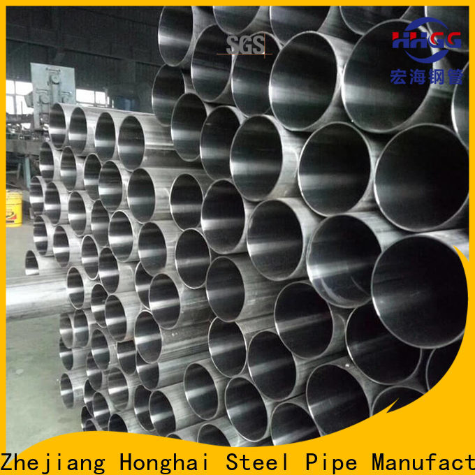 Top welded pipe factory bulk production