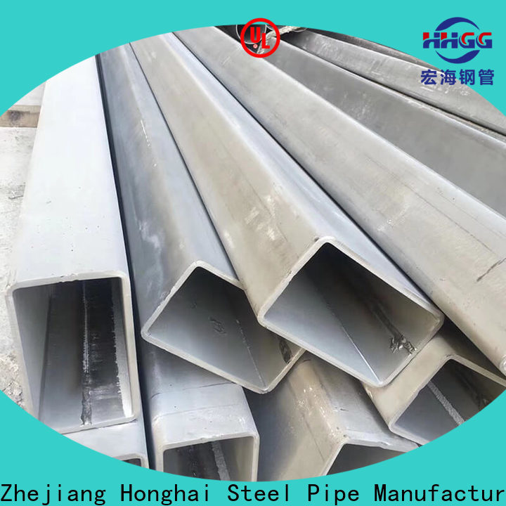 HHGG steel rectangular pipe Suppliers bulk production