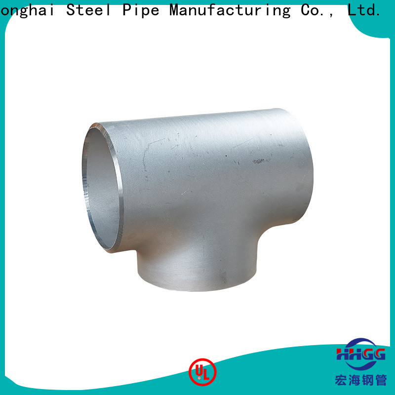 Latest ss pipe fittings manufacturer Supply for promotion