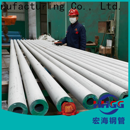 HHGG stainless steel round pipe Supply