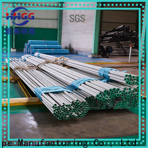 HHGG Wholesale round stainless steel pipe factory bulk buy