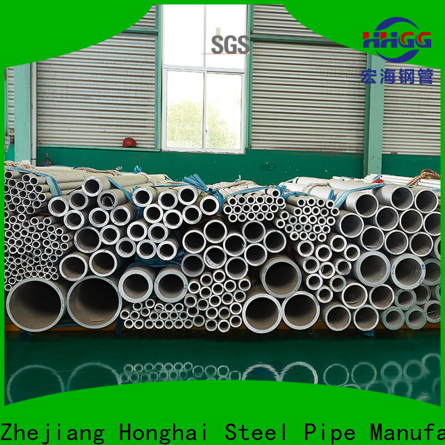 High-quality duplex stainless steel pipe for business bulk buy
