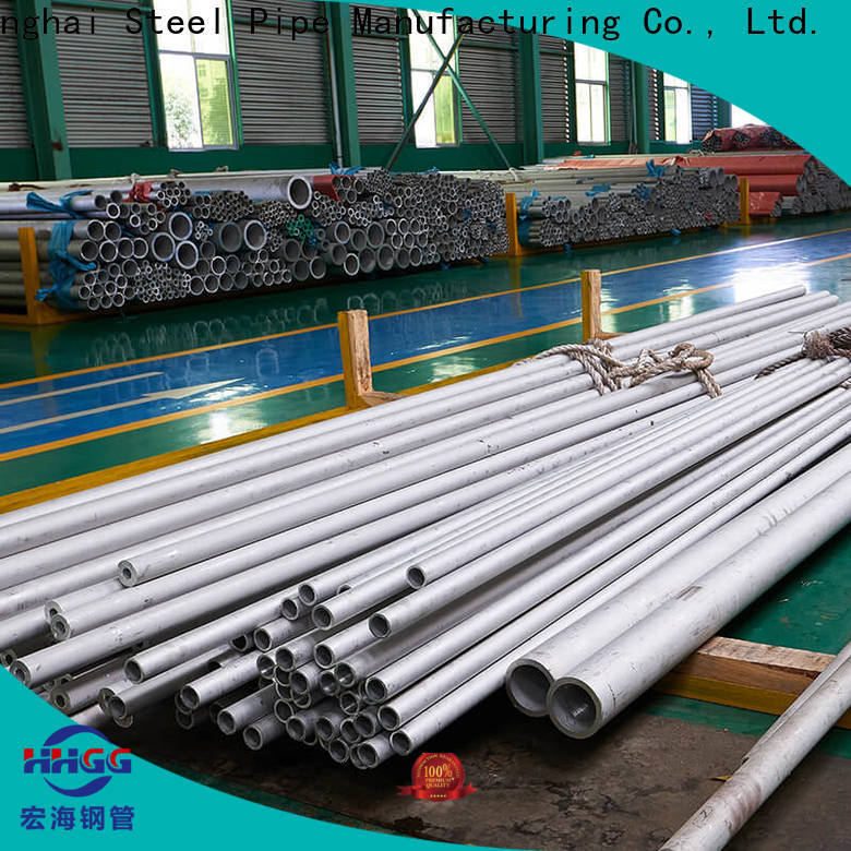 Latest seamless stainless steel pipe factory bulk buy