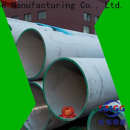 Custom seamless stainless steel tubing company