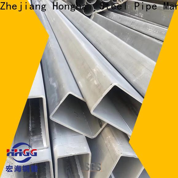 HHGG stainless rectangular tube factory bulk production