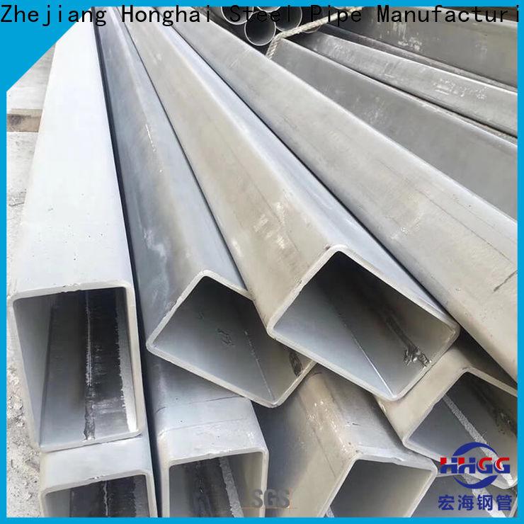 Best stainless steel rectangular pipe for business bulk buy