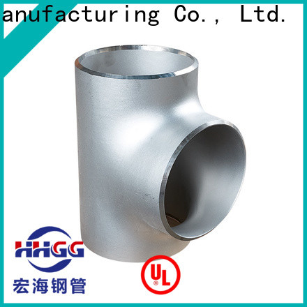 HHGG Top stainless steel forged pipe fittings Supply bulk production