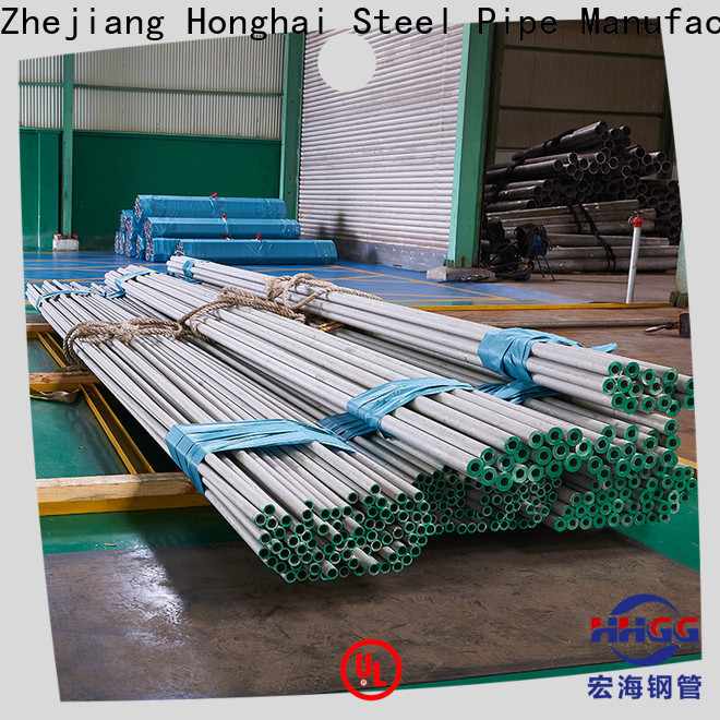 HHGG heavy wall stainless tube Supply on sale