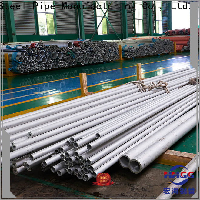 HHGG Best stainless steel seamless tube manufacturers for business for sale