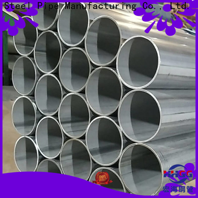 HHGG High-quality stainless steel welded tube Suppliers