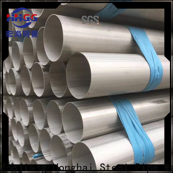 HHGG Best welded stainless steel tube manufacturers for promotion