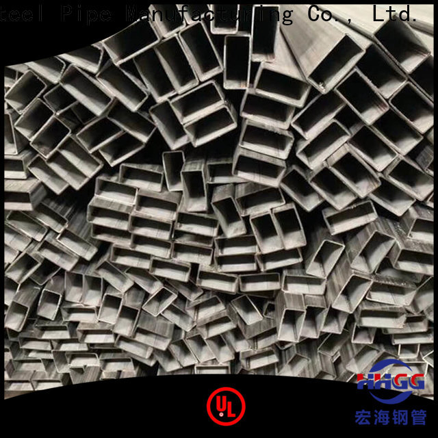 Wholesale steel rectangular pipe manufacturers for sale