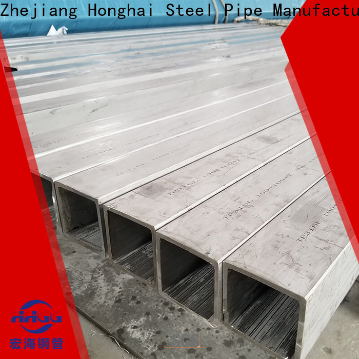 HHGG stainless steel square tube Supply bulk buy