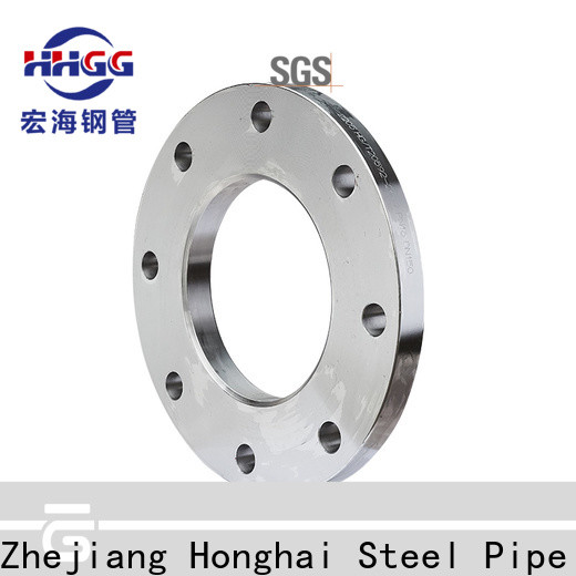 Custom steel pipe flange for business for sale