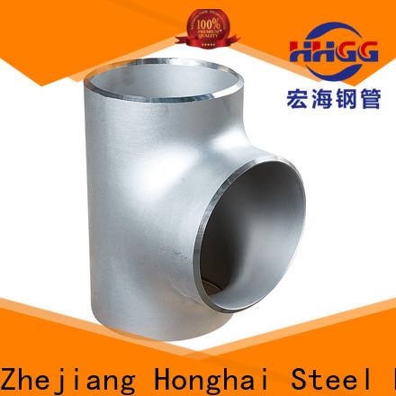HHGG welded steel pipe fittings Supply
