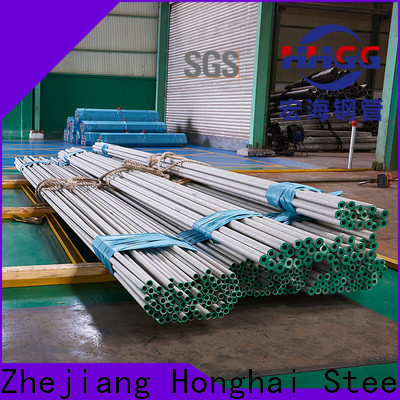 HHGG Best stainless steel pipe company factory for sale