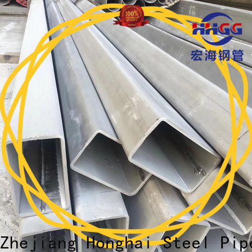 High-quality stainless steel rectangular pipe Suppliers for promotion