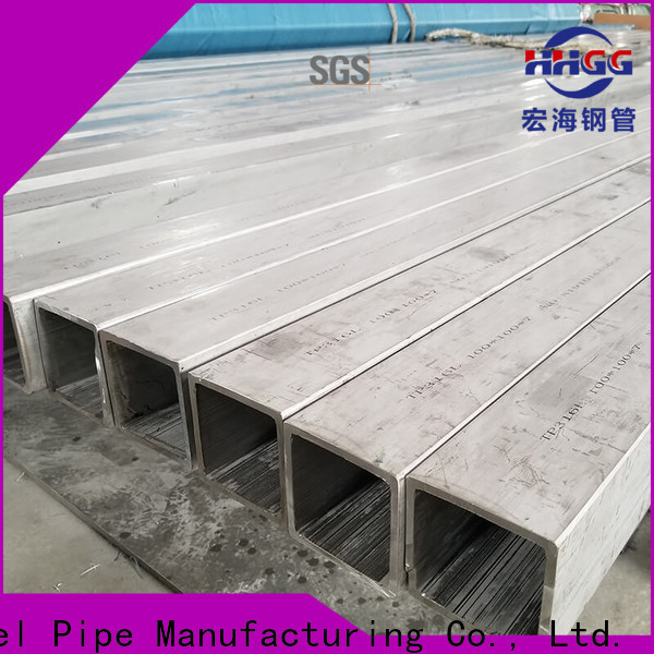 New stainless steel square tube suppliers Supply for promotion