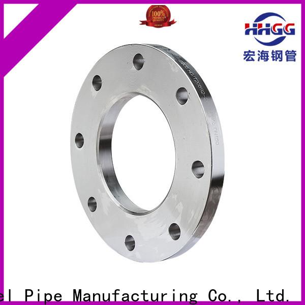 HHGG High-quality stainless steel tube flanges Supply bulk buy