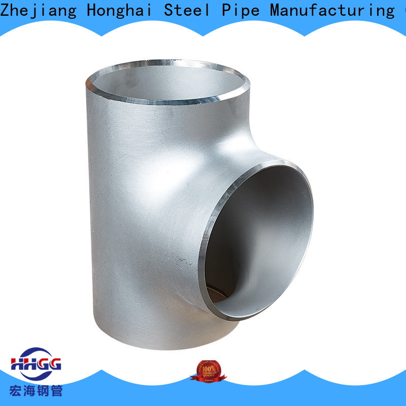 Top weldable stainless steel pipe fittings Supply for promotion