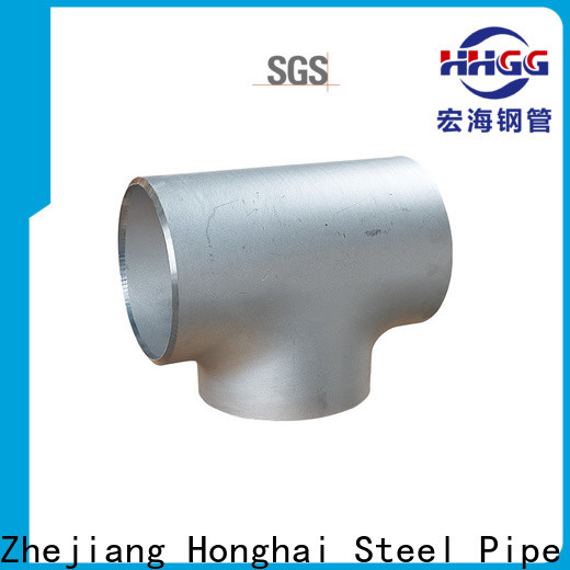 HHGG Latest stainless steel threaded pipe fittings Suppliers for sale