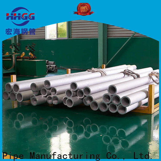 HHGG Best stainless steel pipe company for business