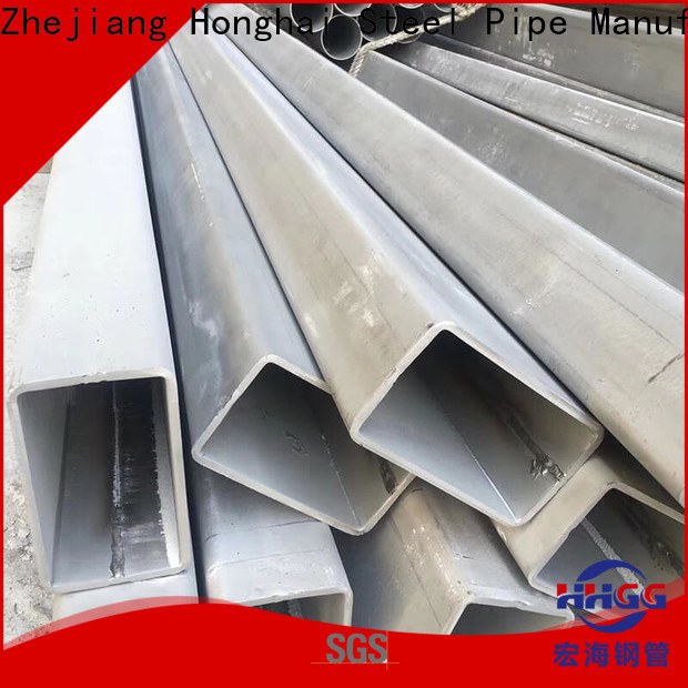 New rectangular steel tubing Suppliers bulk production