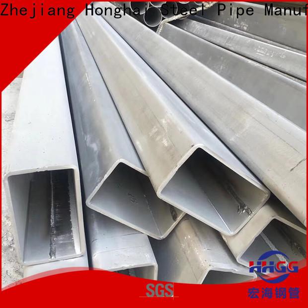 New rectangular steel tubing Suppliers bulk production