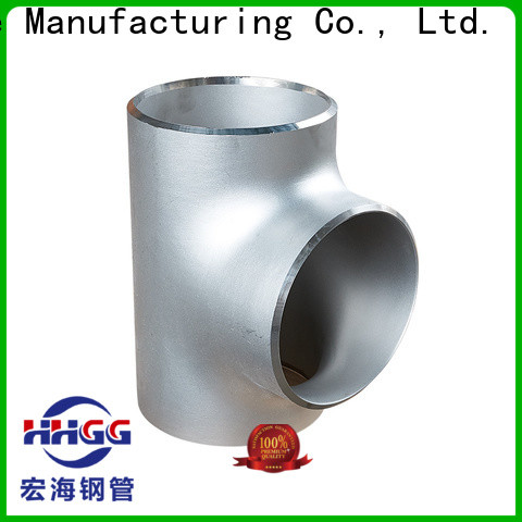 HHGG Top ss pipe fittings manufacturer manufacturers for sale
