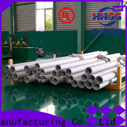 HHGG stainless steel tubing company on sale