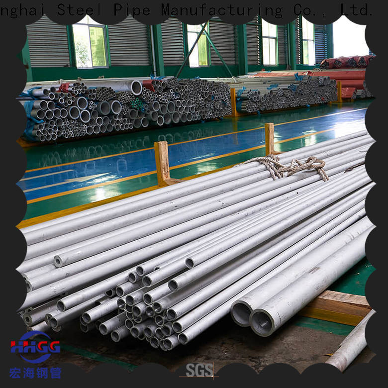 HHGG ss 304 seamless tube company bulk buy