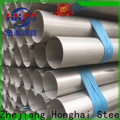 HHGG Best welded stainless steel tube factory bulk buy
