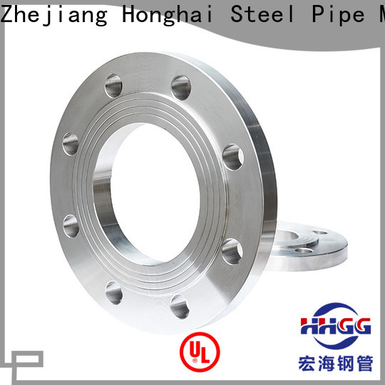HHGG stainless pipe flanges factory for sale
