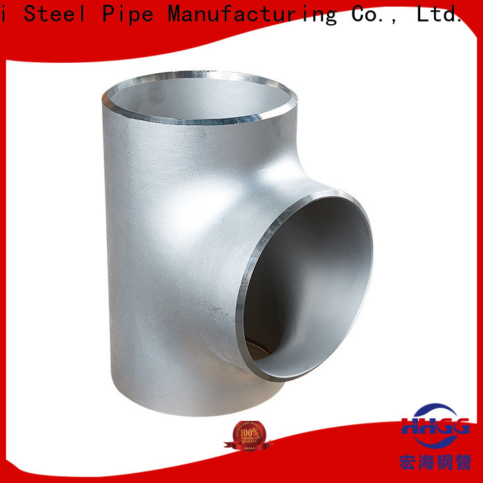 HHGG Top elbow steel pipe fittings manufacturers for sale