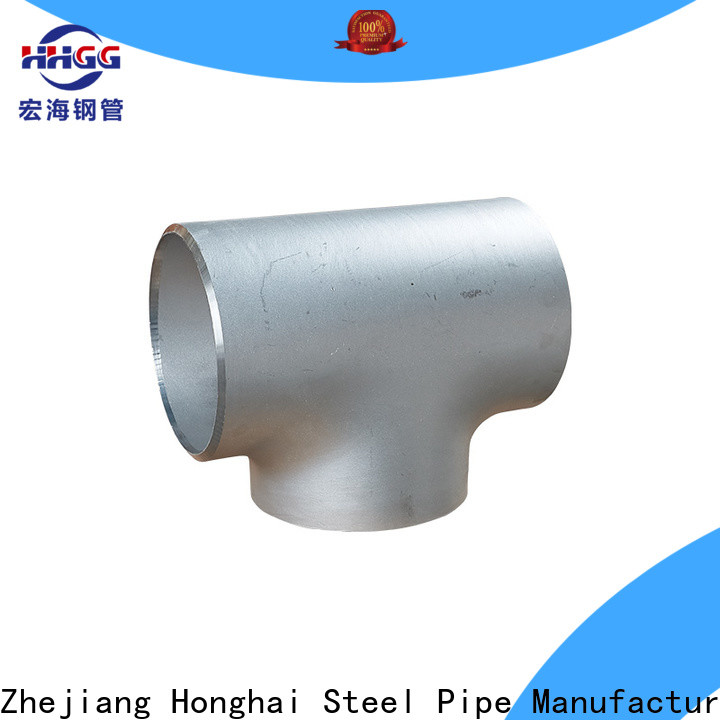HHGG weldable stainless steel pipe fittings for business
