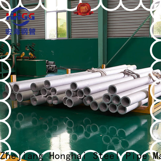 High-quality stainless steel round tube for business for promotion