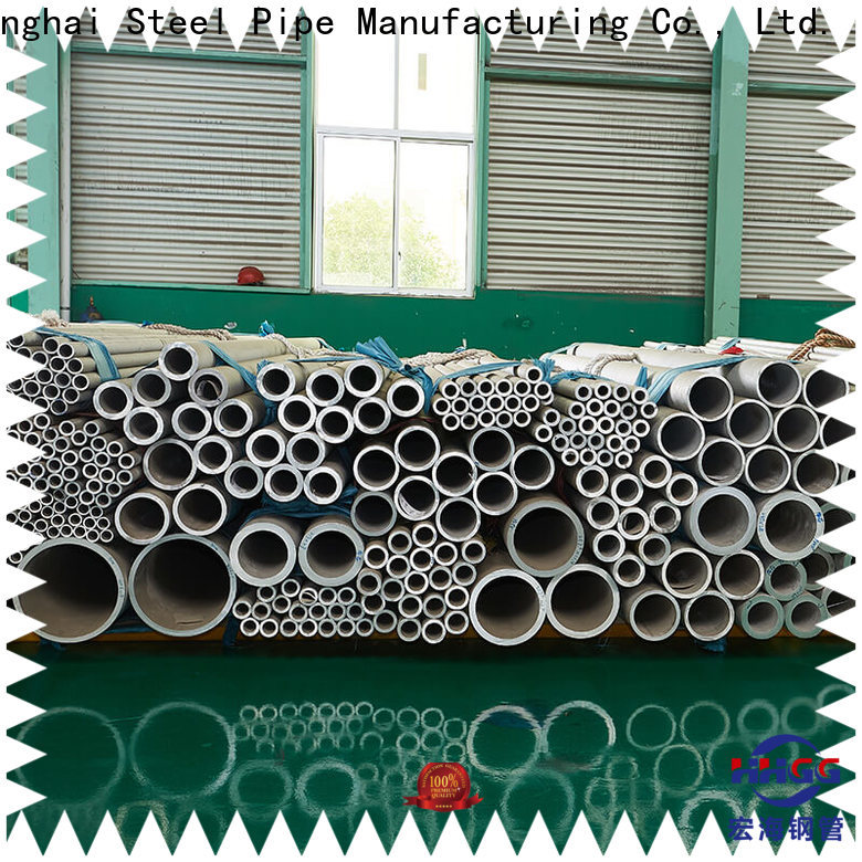 HHGG super duplex stainless steel pipe manufacturers on sale