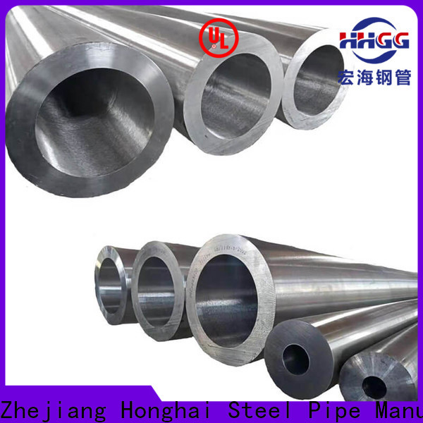 Custom ss 304 seamless tube company bulk production