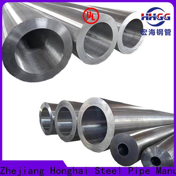 Custom ss 304 seamless tube company bulk production