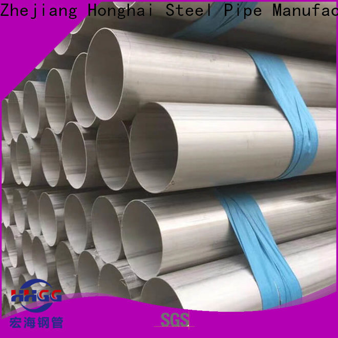 HHGG Latest stainless steel welded pipe manufacturers Supply bulk buy