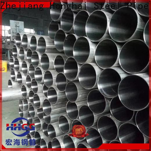 HHGG Best stainless steel welded pipe company bulk buy