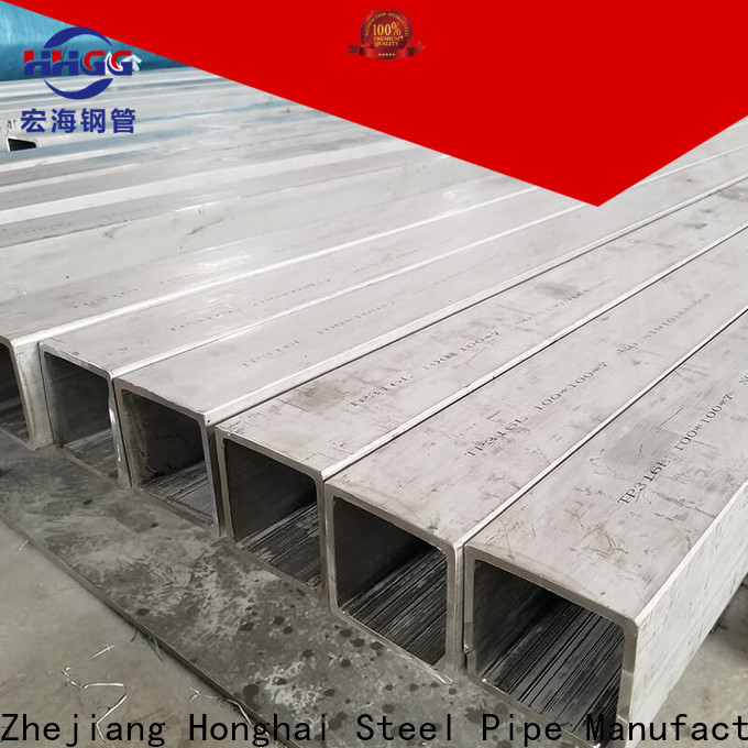 Top 316 stainless steel square tubing for business bulk buy
