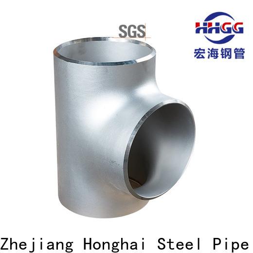 HHGG stainless steel high pressure pipe fittings factory bulk buy